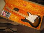Fender USA Stratocaster,  50th Anniversary